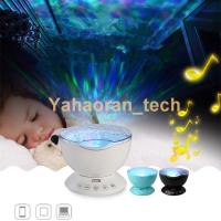 China 2w led christmas light music speaker smart rgbw led stage light for disco party on sale