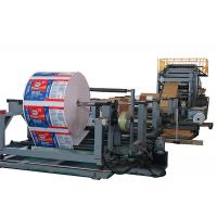 Buy cheap High Capacity Germany Type Valve Paper Bag Forming Machine No Leaking Powder from wholesalers