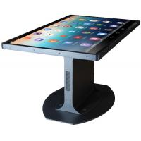 Quality 65 Inch Smart Touch Screen Table , 10 Points Capacitive Touch Screen Multi Function Table for sale