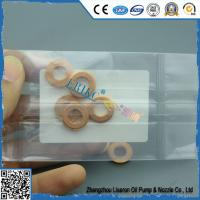 Quality ERIKC fuel injection systems 7.1*15*2.5mm copper , common rail diesel copper washers F00VC17505 for sale