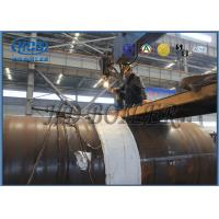 Quality ASME Standard 100mm thickness produce superheatered and saturated steam Natural circulating type for sale
