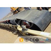 China Tubular Structure Flat Industrial Conveyor Belts Long Conveying Distance on sale