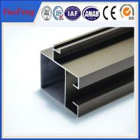 Quality China top aluminium profile manufacturers , OEM design industrial aluminium profile for sale