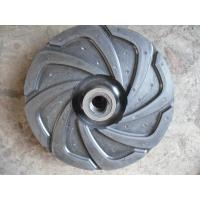 Quality Steel Wear Resistant Slurry Pump Impeller Easy Install Various Color / Size for sale