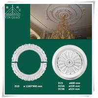 Quality High quality interior decorative gypsum celing rose for sale