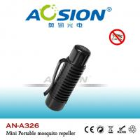 Buy Hot Selling  Mini Portable Ultrasonic Waves Mosquito Repeller at wholesale prices