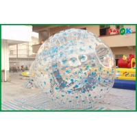 Quality Inflatable Sports Games 1.0mm TPU Inflatable Human Size Hamster Ball for sale