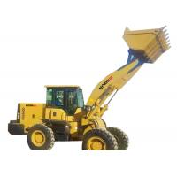 Quality Construction Equipment 3T Wheel Loader 1.8 M3 Bucket Capacity ISO Certified for sale