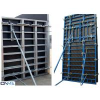 Quality 120 Steel Frame Wall Formwork System With Perfect Concrete Finish 120mm Thickness for sale