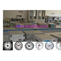 China master clock and slave clocks with GPS, -  Good Clock(Yantai) Trust-Well Co.,Ltd for sale