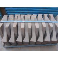 Quality Dia3.8m Cement Mill Wear Resistant Casting Cr-Mo Alloy Steel Liner Segment more than HRC50 for sale