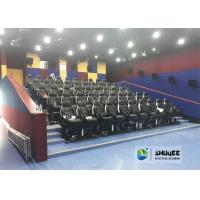 Buy Customized Color 5D Theater System Seats Used For Center Park And Museum at wholesale prices