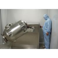Quality 3D Motion Dry Powder Mixing Machine , Automatic Powder Mixer Blender for sale