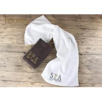 Quality 5 Star Colorful Luxury Hotel And Spa Bath Towels Jacquard Quick Dry Soft for sale