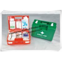 Quality Deluxe First Aid Kits ABS Material Emergency For Office / Workplace / Home for sale