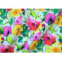 Quality High Density Weaving Patterned Polyester Fabric With Martin Plain Style for sale