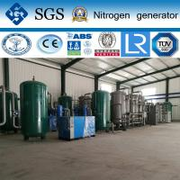 Quality High Purity N2 Psa Nitrogen Gas Plant For Metal Cutting / Welding for sale
