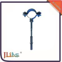 Quality OEM Cast Iron Clamps Galvanized Pipe Hangers 4 Point Welding King Modes for sale