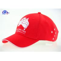 Quality Custom Baseball Caps Tom Richard Cup Lion Tour Australia Polyester Embroidery Baseball Cap for sale