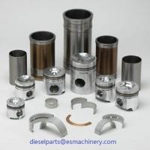 Quality Mitsubishi S6R2-Y3MPTAW Marine Engine Parts for sale