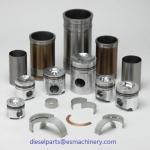 Quality Mitsubishi S6R-Y3MPTAW Marine Engine Parts for sale