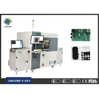 Buy Grey Unicomp X Ray Detection Equipment  , BGA Void Inspection Machine 220AC / 50Hz at wholesale prices