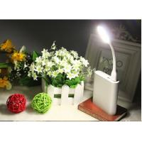 Quality Wireless Mini Usb LED Night Lamp , Small Led Desk Lamp Cold Or Warm Light for sale
