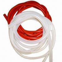 Buy cheap Translucent Silicone Hoses with Food Grade Quality, 8MPa Tensile Strength and from wholesalers