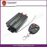 China Remote Controller UVI Car GPS Trackers , Central Locking System on sale