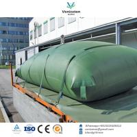 China PVC/TPU foldable and movable large plastic water tank for truck bed on sale
