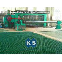 Quality High Corrosion Hexagonal Wire Netting Machine For Making Stone Cage 2x1x1m for sale