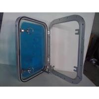 Quality Fixed And Opeanable Marine Wheelhouse Windows Steel Frame Marine Portlights for sale