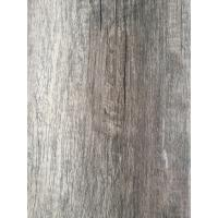 Quality Matt Effect Surface Smooth Wood Grain Texture Paper Anti - Pollution For Office Table for sale