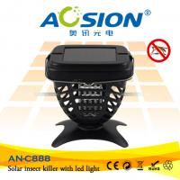 Quality 2014 New Product !Manufacture Advanced Solar Powered Mosquito Killer With UV Lamp for sale