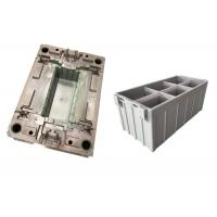 Quality Panzer Battery Box Plastic Injection Mold Tooling , High Precision Plastic Injection Tools for sale
