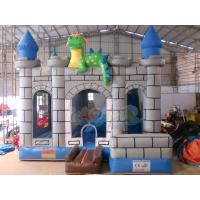 Quality 5 in 1 Dinosaur Castle Combo for sale