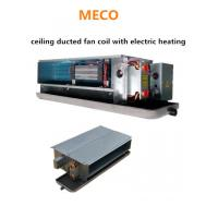 China Super Quiet Slim Air Conditioning Units With Electric Heater 1.5KW 1400CFM 3.5TR on sale