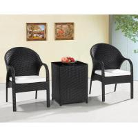 Quality outdoor leisure garden furniture coffee table chair set for sale