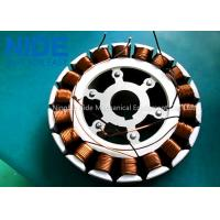 Quality BLDC Stator Winding Machine Color Customized For Wheel Hub Motor Stator for sale