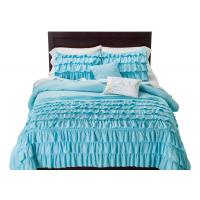 Quality Non Woven Fabric White Down Alternative Comforter Set 100% Polyester Size Optional for sale