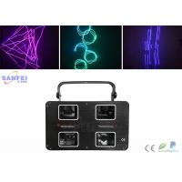 Quality Disco Dj Laser Stage Light 50w RGB Multi Color Beam Animation Laser Light for sale