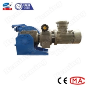 China 1.5Mpa 4KW Concrete Hose Squeeze Peristaltic Pump on sale