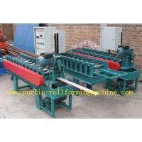 Quality CNC Automatic Metal Ceiling Roll Forming Machine For Fold and Slit Work Piece for sale