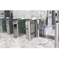 Buy RFID Card Collector Access Control Turnstiles 304 Stainless Steel Dropbox Cabin Type at wholesale prices