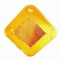 Quality Square-shaped Reflectors with BS-6102-2 Standard for sale