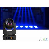Quality 15R 330w LED Beam Moving Head Light For Night Club / Disco / DJ / KTV for sale