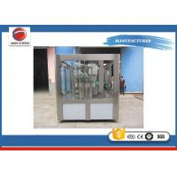 Buy Red Wine / Small Beer Bottling Machine , Small Scale Hot Fill Bottling Equipment at wholesale prices