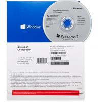 Quality Microsoft Software Windows 7 Home OEM Package 32/64 Bits With DVD Win 7 home online activation for sale