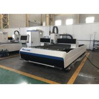 Quality Stainless Steel 6mm 1000w CNC Fiber Laser Cutting Machine Maintenance Free for sale
