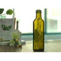 Quality Hot sale popular square glass wine bottles with competitive price for sale